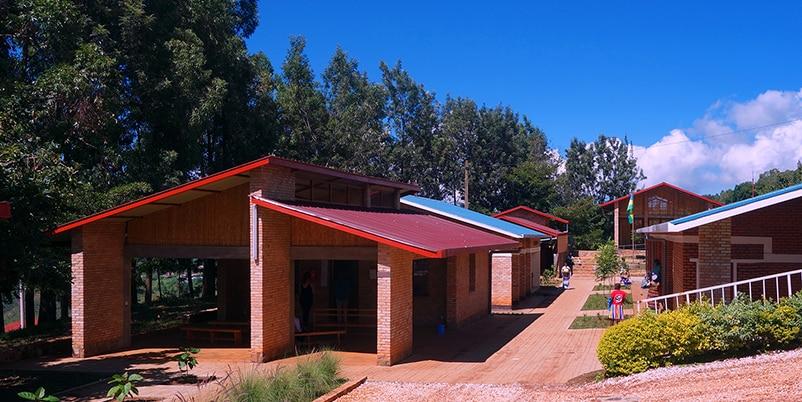 Conserving Water in Rwanda